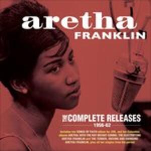 Complete Releases.. - CD Audio di Aretha Franklin