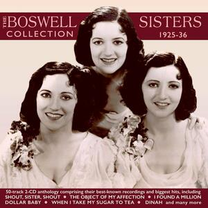 Boswell Sisters 1925-1936 - CD Audio di Boswell Sisters