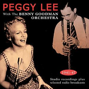 Peggy Lee with The - CD Audio di Peggy Lee