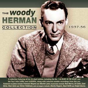 Collection 1937-56 - CD Audio di Woody Herman