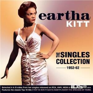 Singles Collection 1952-1962 - CD Audio di Eartha Kitt