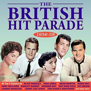 British Hit Parade 1956-1958 - CD Audio