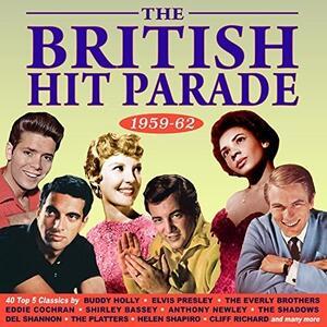 British Hit Parade - CD Audio