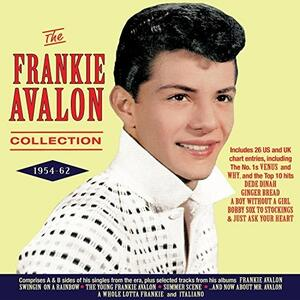 Frankie Avalon - CD Audio di Frankie Avalon