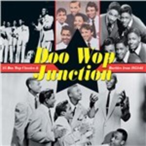 Doo Wop Junction - CD Audio