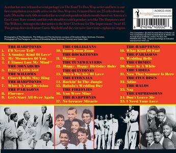 Doo Wop Junction - CD Audio - 2