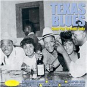 Texas Blues vol.3 - CD Audio