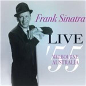 Live in Australia-Melbour - CD Audio di Frank Sinatra