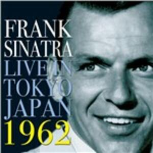 Live in Japan - CD Audio di Frank Sinatra