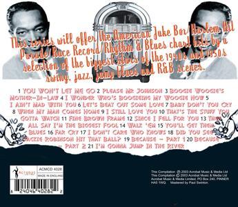 Jukebox Hits 1940-51 - CD Audio di Buddy Johnson - 2