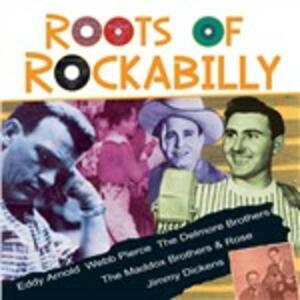 Roots of Rockabilly vol.1 - CD Audio
