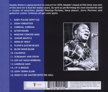 Screamin' & Cryin' - CD Audio di Muddy Waters - 2