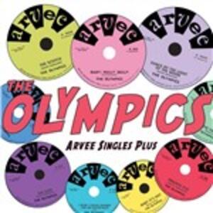 Arvee Singles Plus - CD Audio di Olympics