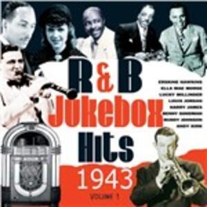 R&B Jukebox Hits 1943 - CD Audio