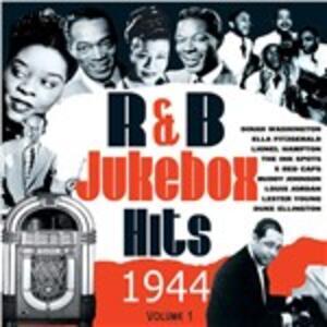 R&b Jukebox Hits 1944 - CD Audio