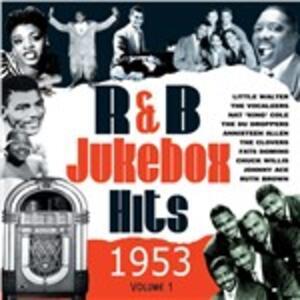 R&b 1953 Jukebox Hits vol.1 - CD Audio