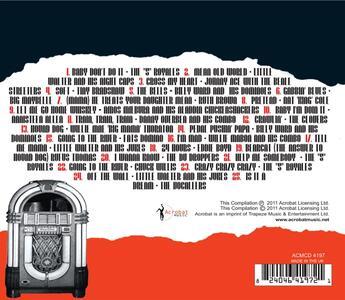 R&b 1953 Jukebox Hits vol.1 - CD Audio - 2