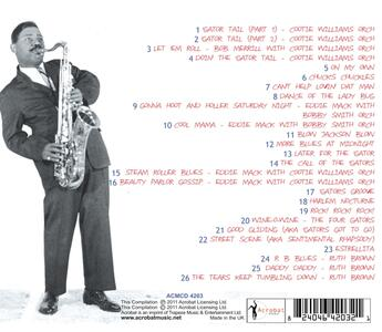 Later for the Gator - CD Audio di Willis Jackson - 2