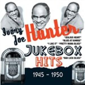 Jukebox Hits 1945-1950 - CD Audio di Ivory Joe Hunter