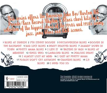 Jukebox Hits 1945-1950 - CD Audio di Ivory Joe Hunter - 2