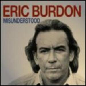 Misunderstood - CD Audio di Eric Burdon