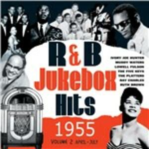 R&b 1955 Jukebox vol.2 - CD Audio