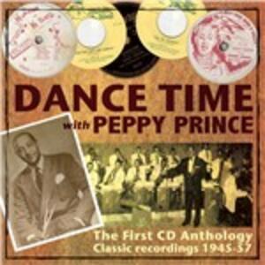 Dance Time - CD Audio di Peppy Prince