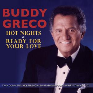 Hot Nights - Ready for Love - CD Audio di Buddy Greco