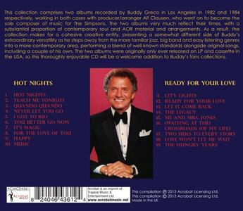 Hot Nights - Ready for Love - CD Audio di Buddy Greco - 2