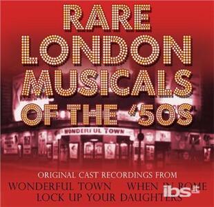 Ocr. London Musicals of - CD Audio