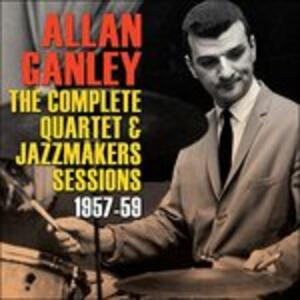 Complete Quartet &.. - CD Audio di Allan Ganley