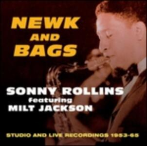 Newks and Bags. Studio - CD Audio di Sonny Rollins