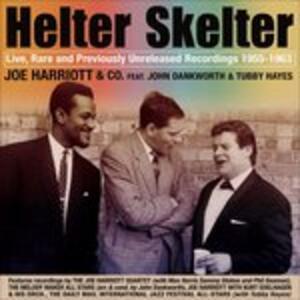 Helter Skelter - CD Audio di Joe Harriott