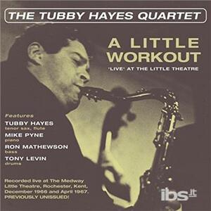 Tubby Hayes Quartet - CD Audio di Tubby Hayes