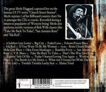 Workin' Man Blues - CD Audio di Merle Haggard - 2