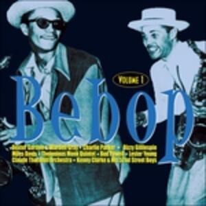 Bebop vol.1 - CD Audio