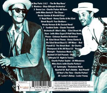 Bebop vol.1 - CD Audio - 2