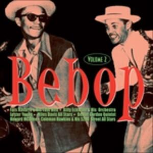 Bebop vol.2 - CD Audio