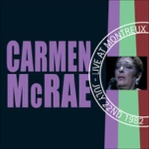 Live at Montreux 1982 - CD Audio di Carmen McRae