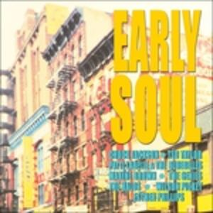 Early Soul - CD Audio