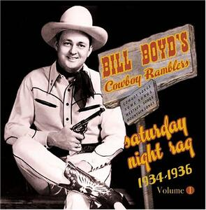 Cowboy Ramblers - CD Audio di Bill Boyd