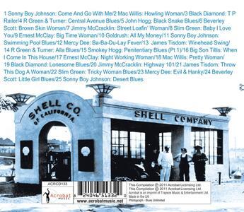 West Coast Down Home Blue - CD Audio - 2