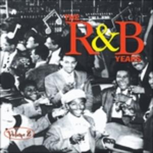 R & B Years vol.2 - CD Audio