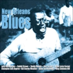New Orleans Blues - CD Audio