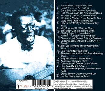 New Orleans Blues - CD Audio - 2