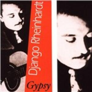 Gypsy - CD Audio di Django Reinhardt