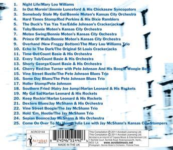 Kansas City Jazz - CD Audio - 2