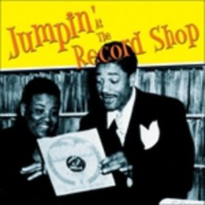Jumpin' at the Record - CD Audio