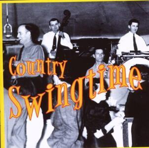 Country Swingtime - CD Audio