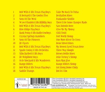 Country Swingtime - CD Audio - 2